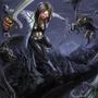 Bat Fight by Artist-Lost