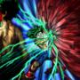 Deku VS Muscular Colored Ver.
