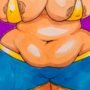 Big Lady, Summer Vibes - Colored