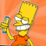 Bart Simpson...because yes