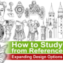 "Expanding Your Visual Library ""Exploring Design Options from Reference"""