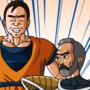 Portuguese Heroes (Goku and Vegeta)
