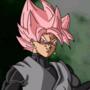Goku Black (Super Saiyan Rose)