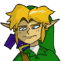 OOT Link (50th post lol)
