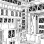 block by markymayhem line work