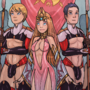 Narcia and her Guards