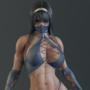 Mortal Kombat 9 - Kitana Primary Costume