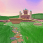 Spyro's Artisan World Painting
