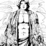Man in Robe