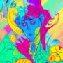 Moebius Style Self Portrait