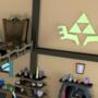 3D Zelda Room