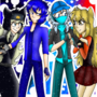 CrystalBlue,Mogekov And DJ Ninja Blue,Moge-ko