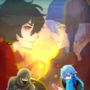 CrystalBlue Vs Crystal.Exe World Battle