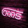 Neon Goos Sign