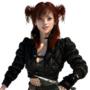 Naughty Ruby - The Fallen Heroine