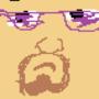 Dusty Hogg Pixel Art