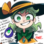Koishi's Third Eye