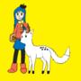 Hilda x Zatch Bell Crossover