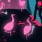 Flamingled in the wrong neighborhood