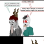The most important finger by InhumanInterest
