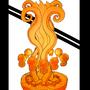 Hommage to the Orange by JackBarnak