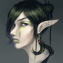 Elvish Woman by Zigan