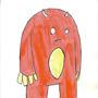 Orange Monster by gmanthesandwhichking