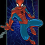 SpiderMan by Laufman