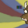 Crazy Bull by BlooWolf