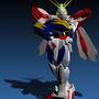 Burning Gundam-3D by Chakra-X