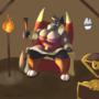 Enren, Boar Bandit Queen