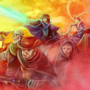 DnD Party Commission Illustration
