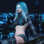 Krystal - non nude