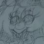 Adult Mahira Fiama Sketch