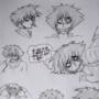 Sketchdump - Vanitas (Yakuza AU)