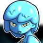 A worn out slimeman