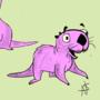 Otter Doodles