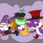 The Finest Violet Bandits