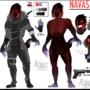 2019 Navash Reference Sheet (Version 3.2)