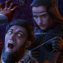 Sudden strike (Threads of Fate game art)