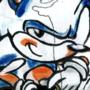 Smug Smoking Sonic