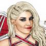 Alexa Bliss wwe wrestling girl