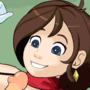 [Won't ever be finished] Trucy's titjob