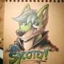 Sycotei Badge