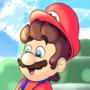 Mario and Chain Chomp Pup