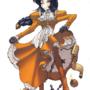 Evil Ninja Fox Maid