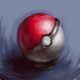 Pokeball by Raepunsel