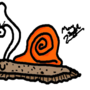Snaily by mscupcakes