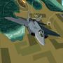F-22 by Sangasan
