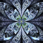 Steel Flower by Krayon